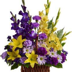 Basket of Memories - Sweet Lily's