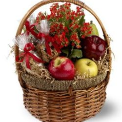 Health Nut Basket - Sweet Lilys Flowers