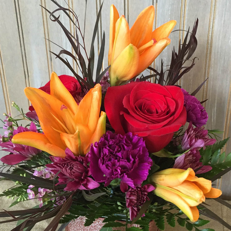 Autumn Grace - Sweet Lily's Flowers