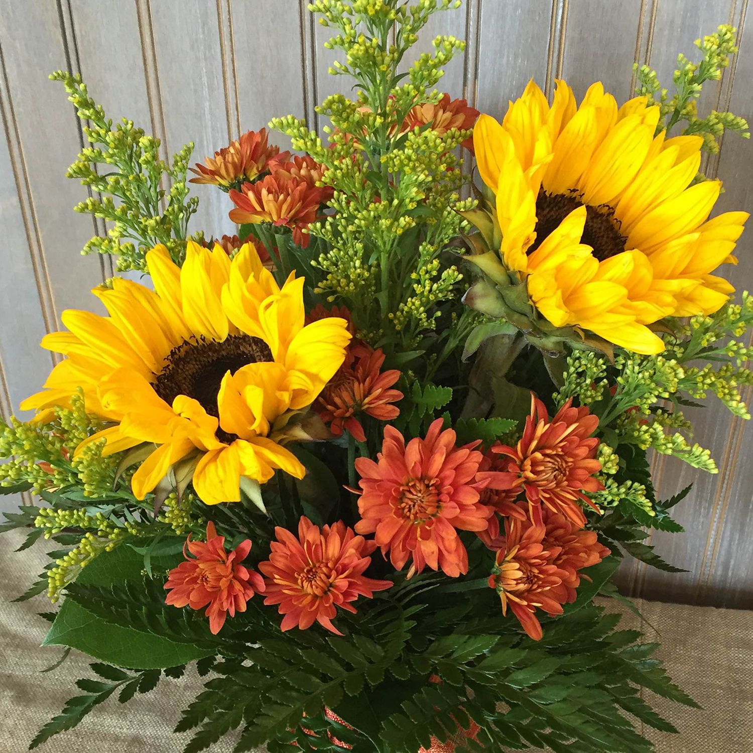 Bundle of Sunshine - Sweet Lily's Flowers